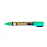 Green Zig Posterman Wet Wipe Chalk Marker